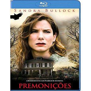Blu Ray Premonições - Sandra Bullock