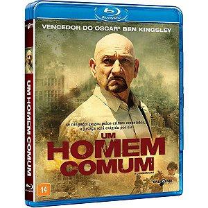 Blu Ray Um Homem Comum - Ben Kingsley