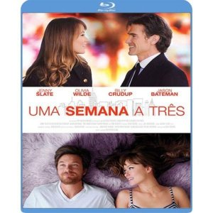 Blu Ray Uma Semana a Três - Jason Bateman