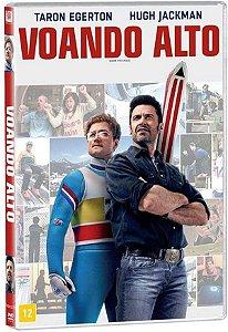 DVD Voando Alto - Hugh Jackman