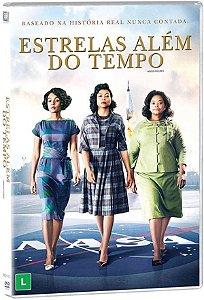 DVD - Estrelas Além do Tempo