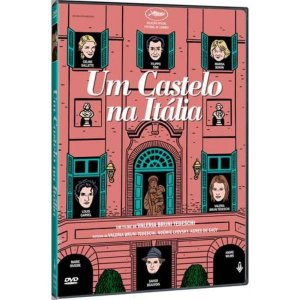 DVD - UM CASTELO NA ITALIA -  Imovision
