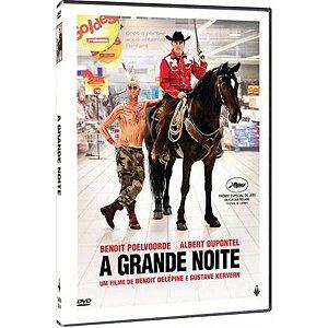 DVD - A GRANDE NOITE - iMOVISION