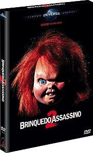Brinquedo Assassino 2 - DVD + CD