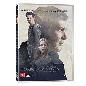 DVD Borboleta Negra - Antonio Banderas