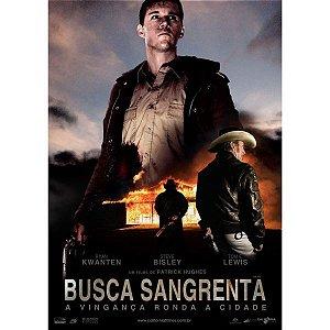 Dvd Busca Sangrenta - Ryan Kwanten