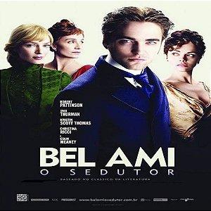 DVD Bel Ami O Sedutor - Robert Pattinson