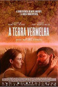 DVD - A TERRA VERMELHA - Imovision