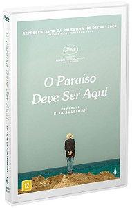 DVD- O PARAISO DEVE SER AQUI - imovision