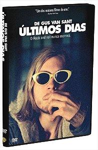 DVD Últimos Dias - Nirvana Gus Van Sant