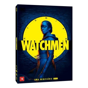 DVD Watchmen - a serie 3 discos pré venda 22/07/2020