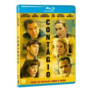 Blu-ray - Contágio pré venda 22/07/2020
