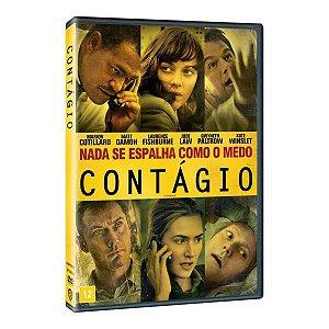 DVD Contagio pré venda 22/07/2020