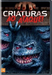 DVD - Criaturas ao Ataque