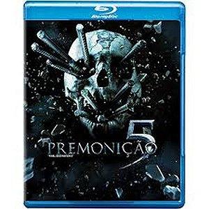Blu-Ray Premonição 5
