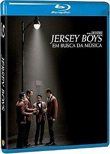 Blu-Ray - Jersey Boys: Em Busca da Música
