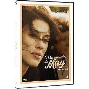 DVD - O CASAMENTO DE MAY - Imovision