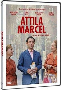 DVD - ATTILA MARCEL - Imovision