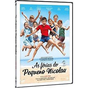 DVD - AS FERIAS DO PEQUENO NICOLAU - Imovision