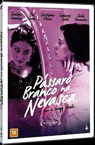 DVD - PASSARO BRANCO NA NEVASCA - Imovision