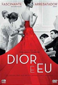 Dvd Dior E Eu - Frédéric Tcheng - Imovision
