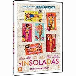DVD - LAS INSOLADAS - Imovision