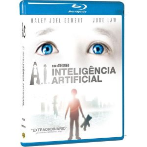 BLU-RAY A.I. INTELIGENCIA ARTIFICIAL - Steven Spielberg (EXCLUSIVO)