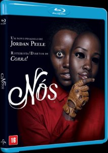 Blu-ray NÓS - Jordan Peele (EXCLUSIVO)