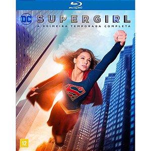 Blu-Ray Supergirl 1ª Temporada Completa