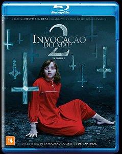 Blu-Ray - Invocação Do Mal 2