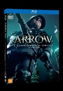 Blu-Ray Arrow - Quinta Temporada (4 Bds)