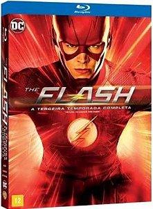 Blu-Ray The Flash - 3ª Temporada - 4 Discos