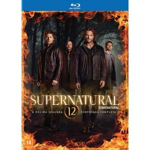 Blu-Ray - Supernatural - 12ª Temporada