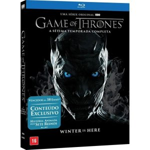 blu-ray Game Of Thrones - 7ª Temporada Completa