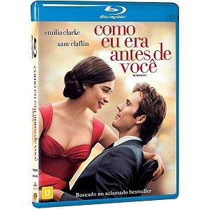 Blu-ray - Como Eu Era Antes de Você