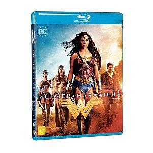 Blu-Ray Mulher-Maravilha