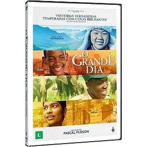 DVD - O GRANDE DIA - Imovision
