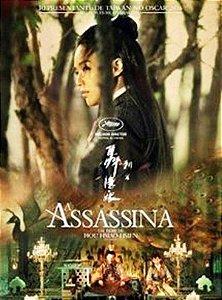 DVD - A ASSASSINA - Imovision