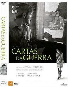 DVD - CARTAS DA GUERRA - Imovision