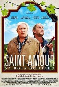 DVD - SAINT AMOUR - A ROTA DO VINHO - Imovision