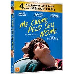 DVD - Me Chame Pelo Seu Nome
