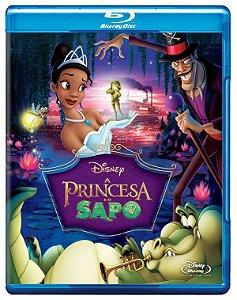 Blu-ray - A Princesa e o Sapo Pré-venda 19/08/20