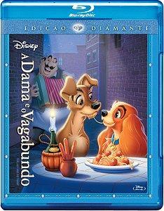Blu-ray - A Dama e o Vagabundo - Edição Diamante