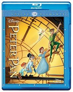Blu-ray - Peter Pan - Edição Diamante Pré-venda 19/08/20