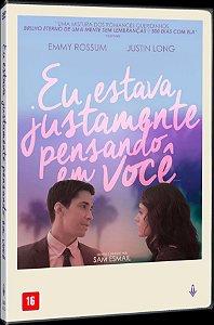 DVD - EU ESTAVA JUSTAMENTE PENSANDO EM VOCE - Imovision