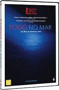 DVD - FOGO NO MAR - Imovision