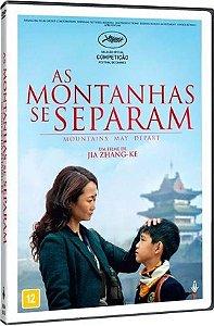 DVD - AS MONTANHAS SE SEPARAM - Imovision