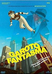 DVD - GAROTO FANTASMA - Imovision