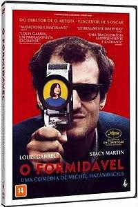DVD - O FORMIDAVEL - Imovision