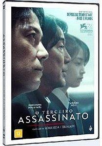 DVD - O TERCEIRO ASSASSINATO - Imovision